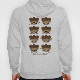 Chestnut Girl Mood Hoody