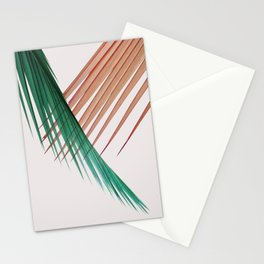 Palm Leaves, Tropical Plant Stationery Cards
