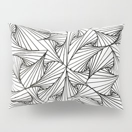 Tangles Pillow Sham