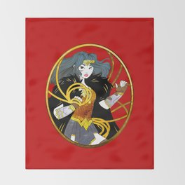 Lasso of Truth Throw Blanket