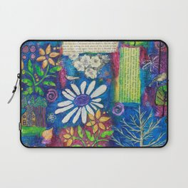 A Place of Contentment Laptop Sleeve