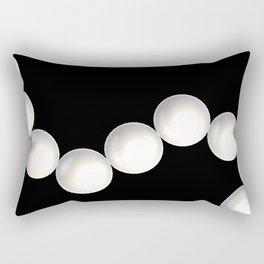 Pearl Necklace Rectangular Pillow