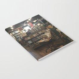 Bookstore Notebook