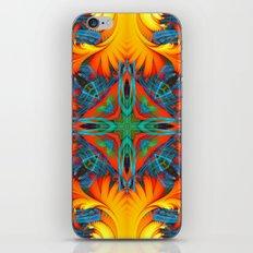 Mandala #8 iPhone & iPod Skin