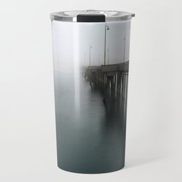 Venice Beach Pier Travel Mug