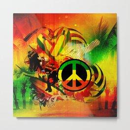 Jamaika Metal Print