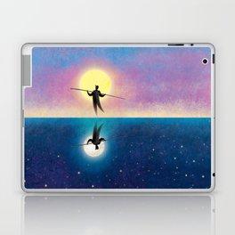 The Tightrope Walker 2 Laptop & iPad Skin