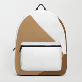 Autumn Beige Backpack