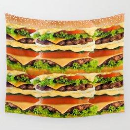 Burger Me! Wall Tapestry