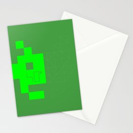 Space'nvaded 40th Stationery Cards