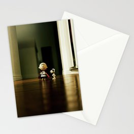Charlie Brown & Snoopy Stationery Cards