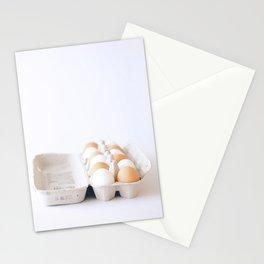 Egg Carton Stationery Cards