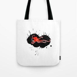 Inky the Octopus Tote Bag