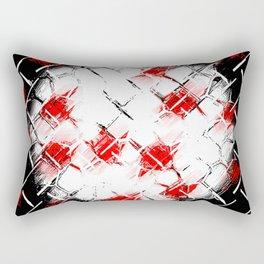 Asiatic Thoughts Rectangular Pillow