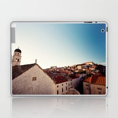 Sunrise in Dubrovnik Laptop & iPad Skin