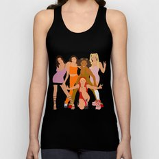 Spice Girls Unisex Tank Top