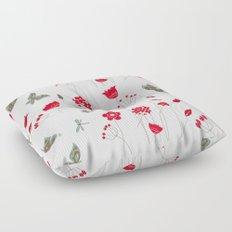 Tatemae Japanese White Floor Pillow