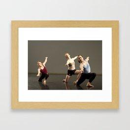 Taylor Intensive 34 Framed Art Print