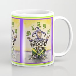 Mirth Juggling Jester #1 Coffee Mug