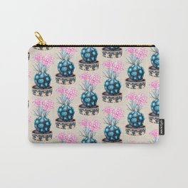 succulent flower Carry-All Pouch