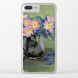 Still life # 15 Clear iPhone Case
