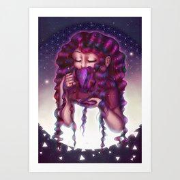 Drink Dreams Art Print