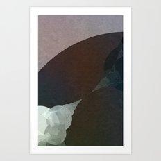 Shot In The Dark Art Print
