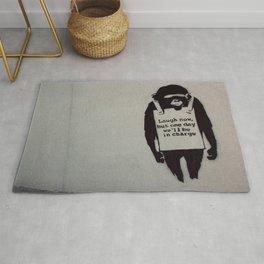 Banksy  Rug