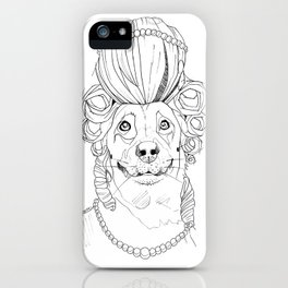 Luka iPhone Case