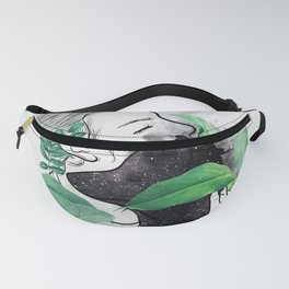 Rain forest. Fanny Pack