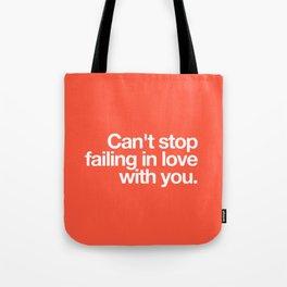 Failing / Original Version Tote Bag