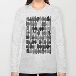 Foggy Swatches Long Sleeve T-shirt