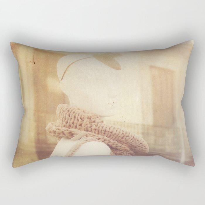 I am Alive Rectangular Pillow
