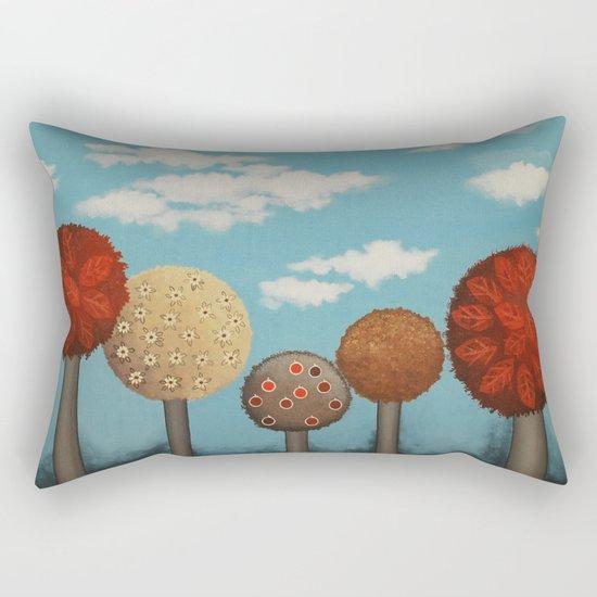 Dream grove Rectangular Pillow
