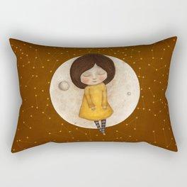 Moon Song 2 Rectangular Pillow
