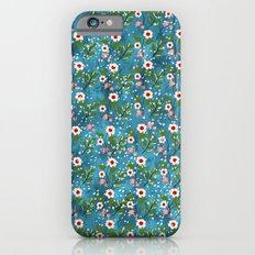 flores iPhone 6s Slim Case