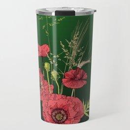Poppylove Travel Mug