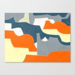 Fantastic Earth Canvas Print