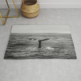 A glimpse of the deep Rug