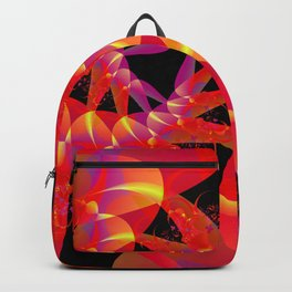Firecracker Red Backpack