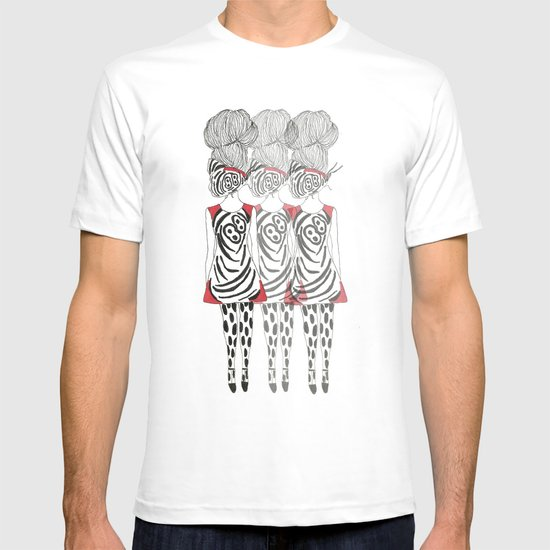 Butterfly Girl T-shirt