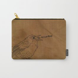 The Willow-Wren Carry-All Pouch