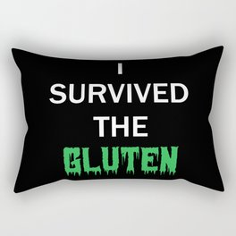 Gluten Rectangular Pillow