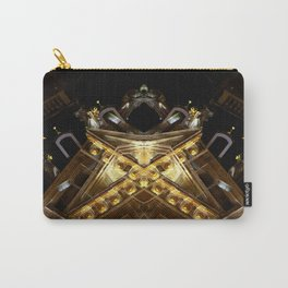 rorscach grand place brussels belgium Carry-All Pouch