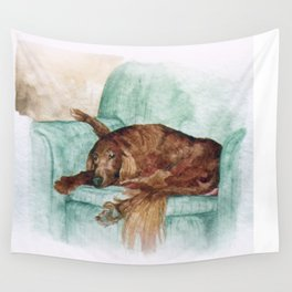 Digital Indian 12 Wall Tapestry