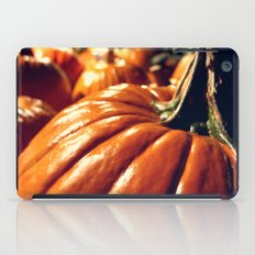 Shiny Pumpkins iPad Case