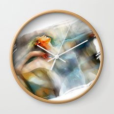 The Last Dance, dancer Wall Clock