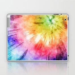 Tie Dye Watercolor Laptop & iPad Skin