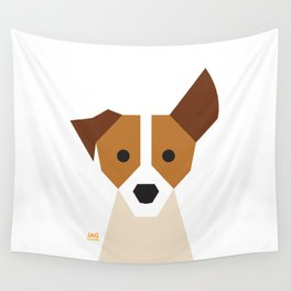 Jack Russell Wall Tapestry