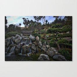 Japanese Friendship Gardens, Balboa Park, San Diego Canvas Print